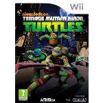 Nickelodeon : Teenage Mutant Ninja Turtles sur Wii