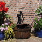 Ubbink 1387020 - Fontaine de jardin Newcastle
