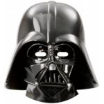 6 masques Dark Vador Star Wars