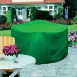 Rayen Housse de protection pour table de jardin ronde Ø160 cm