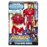 Hasbro Figurine Titan Power Pack 30 cm - Avengers Infinity War - Iron Man