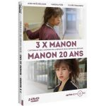Coffret 3 X Manon + Manon 20 ans