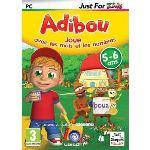 Adibou joue avec les mots et les nombres 5-6 ans [Windows]