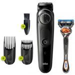 Braun BT3242 - Tondeuse barbe et cheveux