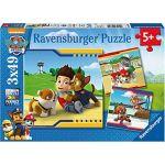 Ravensburger 3 puzzles Pat'Patrouille Héros à fourrure 49 pièces