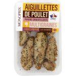 Monoprix Aiguillettes de poulet multigraines