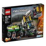 Lego 42080 - Technic : Le camion forestier