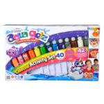 Simba Toys Jeu créatif figurines de gel colorant Aqua pack méga