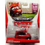Mattel Disney Cars Rsn Series Timothy Twostroke - Voiture Miniature Echelle 1:55