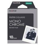 Fujifilm Square monochrome (B&W)10 POSES - Papier photo instantané