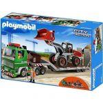 Playmobil Gros camion avec bulldozer - City Action - 5026