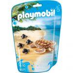 Playmobil 9071 Family Fun - Tortue de mer et ses petits