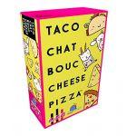 Blue Orange Jeu de Cartes et de rapidité - Taco Chat Bouc Cheese Pizza