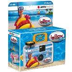 AgfaPhoto LeBox 400 27 Ocean - Appareil photo jetable étanche
