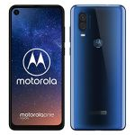 Motorola Smartphone ONE VISION BLEU 128Go