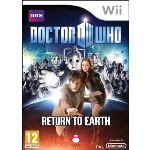 Doctor Who : Return to Earth sur Wii