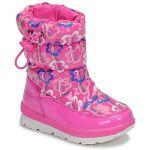 Agatha Ruiz de la Prada Bottes neige enfant APRESKI rose - Taille 28,29,30,31,32,33,34