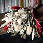 Nature & Découvertes Bouquet moyen de fleurs séchées