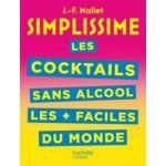 Hachette Livre de cuisine Simplissime cocktails sans alcool facile