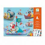 Djeco Origami Bateaux sur l'eau