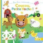Hachette Mon Livre Marionnette - Coucou, Petite Vache !