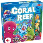 Tactic Life in the Coral Reef