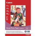 Canon 0775B001 - 100 feuilles de papier photo Glossy 170g/m² (A4)