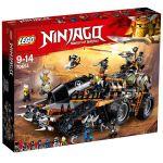 Lego 70654 - Ninjago : Le véhicule de combat Dieselnaut
