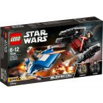 Lego 75196 - Star Wars : Microfighter A-Wing vs. Silencer TIE