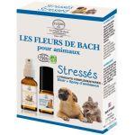 Bach Elixirs & Co Les Fleurs De pour Animaux: Programme pour Animaux Stressés Bio - Spray D'ambiance + Elixir pour Petit Animal Stressés