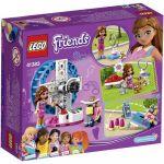 Lego Friends - L'aire de jeu hamster d'Olivia - 41383
