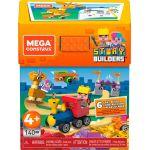 Mega Bloks Mega Construx Story Builders Boîte 140 Pièces Mattel Grg53