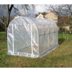 Habrita Serre tunnel de culture 3 x 4 m