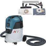 Makita VC2512L - Aspirateur eau et poussières 25 l 1000 W 210 mbar