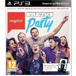 SingStar : Ultimate Party sur PS3