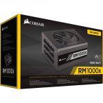 Corsair RM1000x - Bloc d'alimentation PC modulaire 1000W certifié 80 Plus Gold