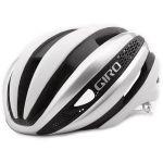 Giro Synthe MIPS - Casque vélo de route - noir/argent 2016
