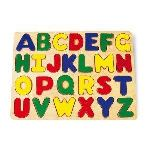 Legler 7115 - Puzzle à poser «ABC»