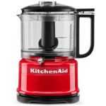 Kitchen Aid Hachoir Kitchenaid 5KFC3516HESD rouge passion 100 ans