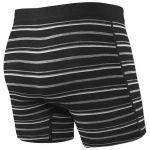 Saxx Underwear Vêtements intérieurs Vibe - Black Coast Stripe - Taille XL