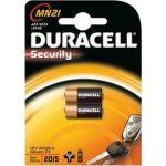 Duracell Security blister 2 Piles 12V A23 (8LR23)