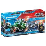 Playmobil Karts de police City Action 70577