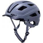 Kali Protectives Casque Cruz Solid Gris L/XL