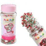 FunCakes Pot de confettis en sucre Noël