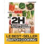 Hachette Livre de cuisine En 2h je cuisine