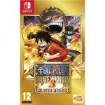 One Piece : Pirate Warriors 3 sur Switch