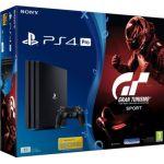 Sony PS4 Pro 1To + Gran Turismo Sport