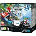Nintendo Wii U Pack Mario Kart 8 Premium - Console + jeux