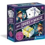 Clementoni 52574 - Mes tours de magie - Cartes magiques et coffre-fort