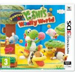 Poochy Yoshi's Woolly World sur 3DS